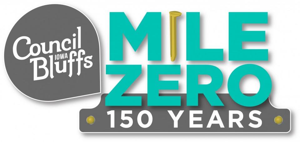 mile zero logo